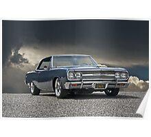 1965 Chevrolet Chevelle I Poster
