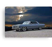 1965 Chevrolet Chevelle II Canvas Print