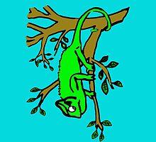chameleon by Logan81