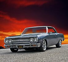 1965 Chevrolet Chevelle III by DaveKoontz