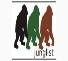 Junglist 3G by Drgreen