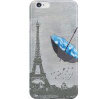 VOL POUR PARIS iPhone Case/Skin