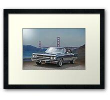 1965 Chevrolet Chevelle VIII Framed Print