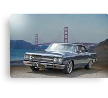 1965 Chevrolet Chevelle VIII Canvas Print