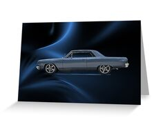 1965 Chevrolet Chevelle XI Greeting Card