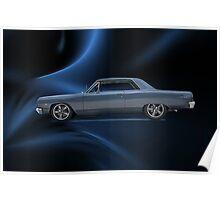 1965 Chevrolet Chevelle XI Poster