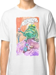 Smokin' Lady Classic T-Shirt