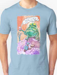 Smokin' Lady T-Shirt