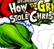 How the Grinch Stole Christmas Sticker