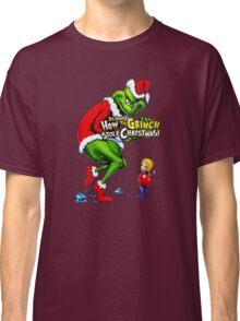 How the Grinch Stole Christmas Classic T-Shirt