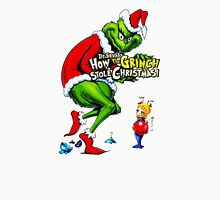How the Grinch Stole Christmas Unisex T-Shirt