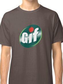 GIF  Classic T-Shirt