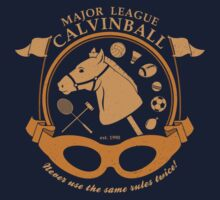 Major League Calvinball One Piece - Short Sleeve