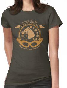 Major League Calvinball Womens Fitted T-Shirt