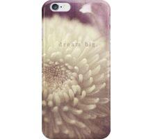dream big iPhone Case/Skin