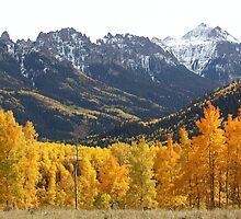 Pinnacle Ridge by Eric Glaser