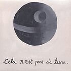 Cela n'est pas de lune (The Treachery of Sith) by burritomadness