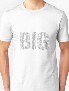 Notorious BIG - Juicy Typography Unisex T-Shirt