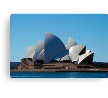 The Sydney Opera House Canvas Print