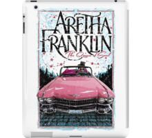 Aretha Franklin. The Queen of Soul iPad Case/Skin
