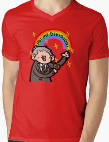 ~NOT MY DIVISION~ Mens V-Neck T-Shirt