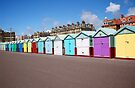 Hove Huts by Fern Blacker