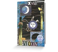 The Moonot Greeting Card