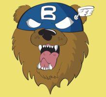 Captain Bearmerica Baby Tee
