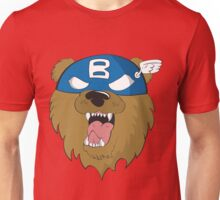 Captain Bearmerica Unisex T-Shirt