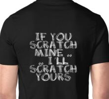 FATHERS DAY GIFT - THE BACKSCRATCHER KIT Unisex T-Shirt