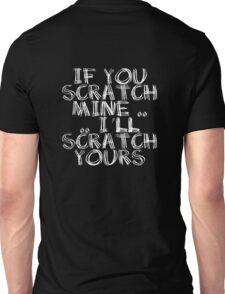 FATHERS DAY GIFT - THE BACKSCRATCHER KIT Unisex T-Shirt