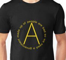 Circular Logic Tees & Hoodies Unisex T-Shirt