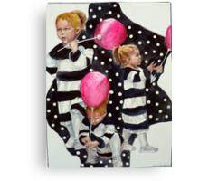 My Ba-Looney Canvas Print