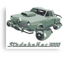 Studebaker 3000 (Green) Canvas Print