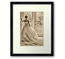 Still Waiting Framed Print