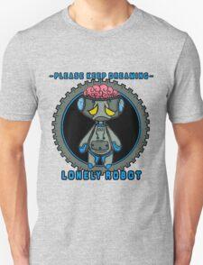 Lonely Robot: Proton Melancholy  Unisex T-Shirt