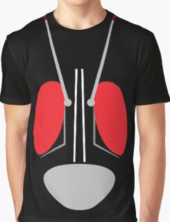 Kamen Rider Black RX Graphic T-Shirt