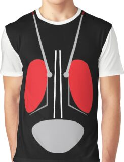 Kamen Rider Black RX Graphic T-Shirt