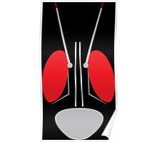 Kamen Rider Black RX Poster