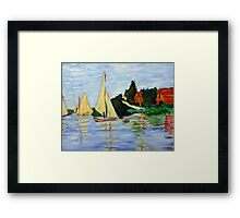 """Monnettareplicanna""  by Carter L. Shepard Framed Print"