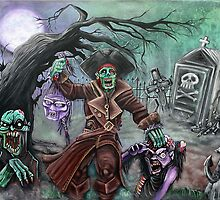 Pirate's Graveyard 2 by Laura Barbosa