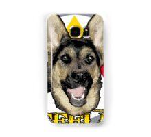 A dog named Steeler Samsung Galaxy Case/Skin