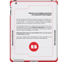 Bridge 2012 iPad Case/Skin