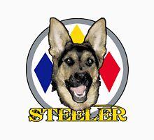 A dog named Steeler Unisex T-Shirt
