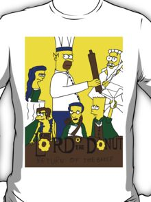 Lord of the Donuts T-Shirt