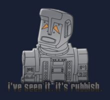 it's rubbish by inkpossible