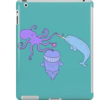 iPad Mike's Sea Friends :) iPad Case/Skin
