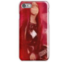 Pink Sensei iPhone Case/Skin