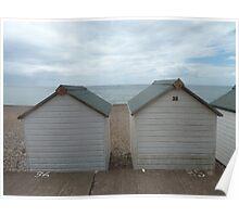 2 Beach Houses Poster