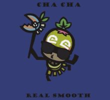 Cha-Cha Real Smooth by Frostwraith